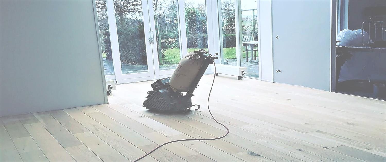 Wood Floor Sanding In Amsterdam